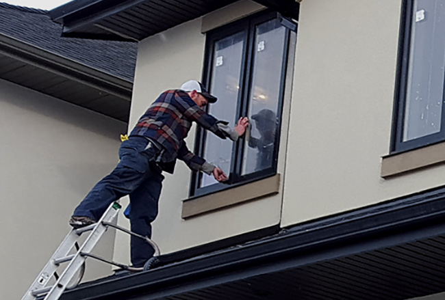 Post construction cleaning in Calgary - Bristol Window Cleaning
